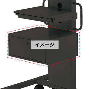 PHP-B8100 ハヤミ 機器収納ボックス(PH-810シリーズ専用)(ブラック) HAMILeX(ハミレックス) PH-810シリーズ