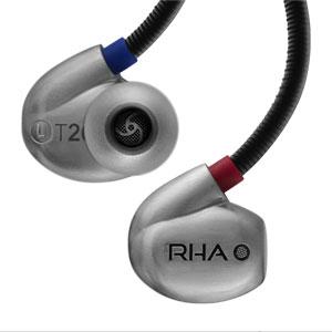 T20(RHA) RHA ダイナミック密閉型耳かけイヤホン RHA