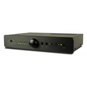 【500円クーポン10/11am1:59迄】HD120BK アトール USB-DAC内蔵ヘッドホンアンプ・プリアンプ【ブラック】 ATOLL
