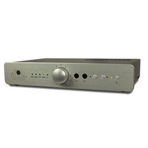 HD120 アトール USB-DAC内蔵ヘッドホンアンプ・プリアンプ【シルバー】 ATOLL