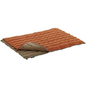 No.72600680 ロゴス 2in1・Wサイズ丸洗い寝袋・2 LOGOS