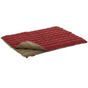 No.72600690 ロゴス 2in1・Wサイズ丸洗い寝袋・0 LOGOS
