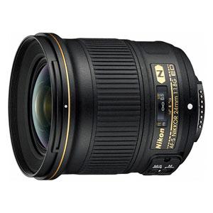 AFS24-1.8G ニコン AF-S NIKKOR 24mm f/1.8G ED ※FXフォーマット用レンズ(36mm×24mm)