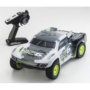 【再生産】1/10 EP 電動RCレディセット 2WD アルティマ SC6【30859】 京商