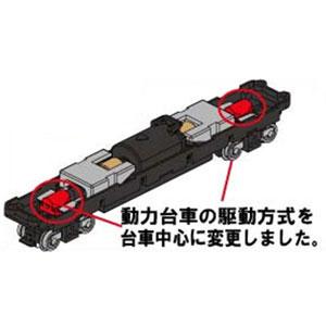 鉄道模型 トミーテック ●スーパーSALE● セール期間限定 再生産 N TM-05R 鉄コレ動力17m級A 新着セール