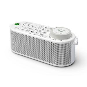 SRS-LSR100 ソニー リモコン機能付きお手元テレビスピーカー (ワイヤレス送信機兼専用充電台セット) SONY