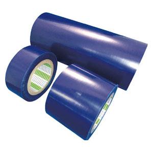 363500 日東電工 表面保護シート SPVテープ 幅500mm×長さ100m(ライトブルー)1巻 SPV-363