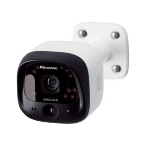 KX-HJC100-W 限定Special Price パナソニック 増設用屋外カメラ Panasonic スマ@ホームシステム 限定特価 ホームネットワークシステム KXHJC100W