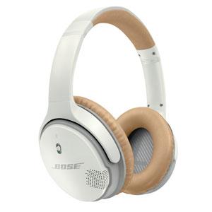 SoundLink AE II WH ボーズ Bluetooth搭載ダイナミック密閉型ヘッドホン(ホワイト) BOSE Soundlink around-ear wireless headphones II