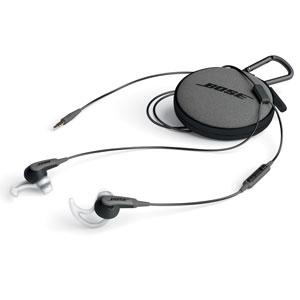 SOUNDSPORTIESM-CHL ボーズ インイヤーヘッドホン(チャコール) BOSE SoundSport in-ear headphones スマートフォン対応モデル