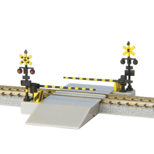 [鉄道模型]六半 (Z) S045-1 踏切セット(日本型)