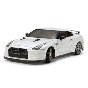 1/10 電動RC組立キット NISSAN GT-R(TT-02Dシャーシ)ドリフトスペック【58623】 タミヤ
