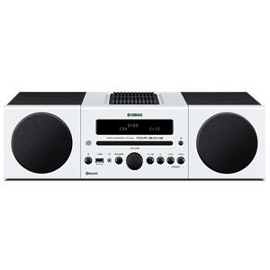 MCR-B043W ヤマハ CD/Bluetooth/USBマイクロコンポーネントシステム(ホワイト) YAMAHA
