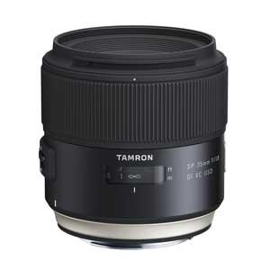 F012E-SP35DIVCキャノン タムロン SP 35mm F/1.8 Di VC USD(Model:F012) ※キヤノンEFマウント用レンズ(フルサイズ対応)