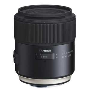 F013E-SP45DIVCキャノン タムロン SP 45mm F/1.8 Di VC USD (Model:F013) ※キヤノンEFマウント用レンズ(フルサイズ対応)