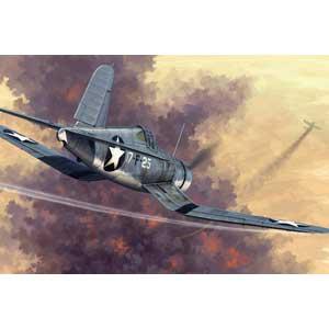 1/48 F4U-1 コルセア初期型【80381】 ホビーボス