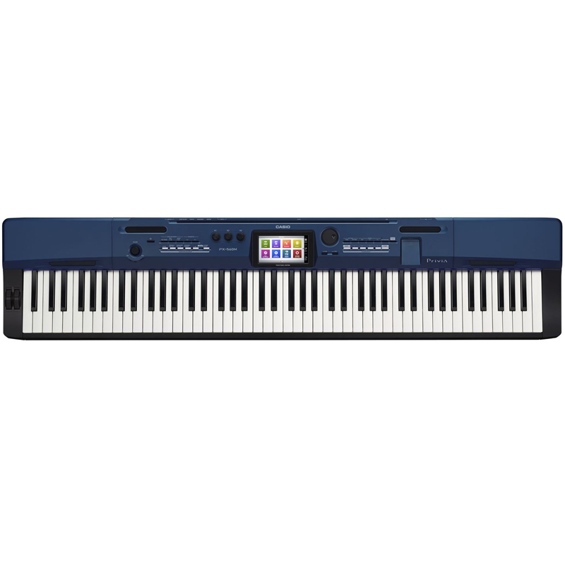 超ポイントアップ祭 PX-560M-BE カシオ カシオ 電子ピアノ(ディープブルー調) PX-560M-BE CASIO CASIO Privia(プリヴィア), ドレスワールド服創屋:0ac078db --- taxialtax.nl