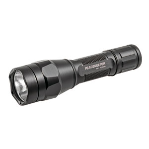 P1R-A-BK シュアファイア 充電式LED懐中電灯 600ルーメン SUREFIRE P1R ピースキーパー タクティカル