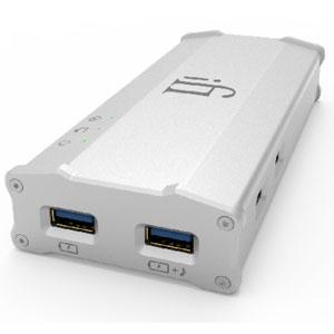 micro iUSB3.0 アイファイ・オーディオ USBオーディオ用パワーサプライ iFI-Audio
