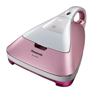 MC-DF500G-P パナソニック 紙パック式ふとん掃除機(ピンクシャンパン) 【掃除機】Panasonic [MCDF500GP]【返品種別A】