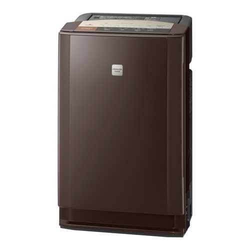 EP-LV1000-T 日立 PM2.5対応除加湿空気清浄機(空清31畳まで ブラウン) HITACHI ステンレス・クリーン クリエア