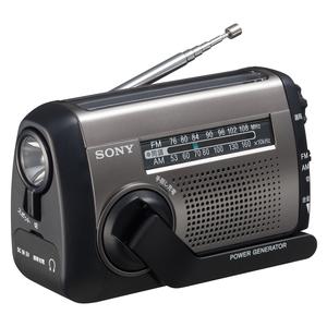 ICF-B99S ソニー 太陽光充電対応 正規認証品 新規格 SONY 至高 手回し充電ワイドFMラジオ