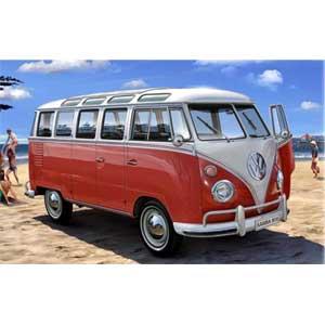 1/16 VW タイプ2 T1 サンババス【07009】 ドイツレベル