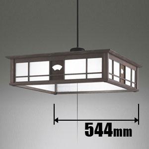 【エントリーでP5倍 8/9 1:59迄】SH-491LD オーデリック LED和風ペンダント【コード吊】 ODELIC