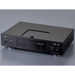 CD5-BK CEC USB入力付CD専用プレーヤー(ブラック)【ベルトドライブ】