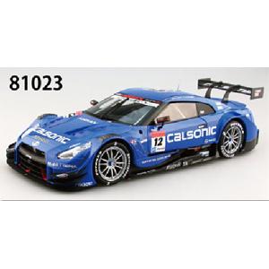 1/18 CALSONIC IMPUL GT-R SUPER GT500 2015 Rd.1 Okayama No.12【81023】 EBBRO