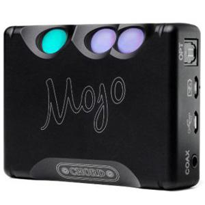 Mojo コード DAC搭載ポータブルヘッドホンアンプ CHORD