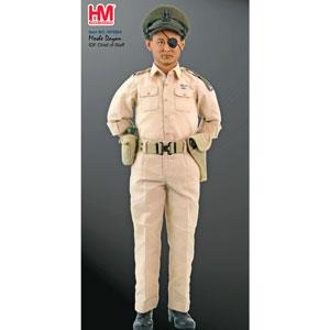 【再生産】1/6 イスラエル陸軍 モーシェ・ダヤン参謀長【HF0004】 ホビーマスター