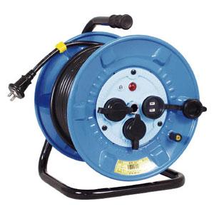 NPW303 日動工業 電工ドラム 防雨防塵型100Vドラム 2芯 30m