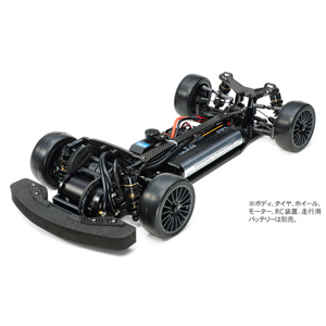 1/10 電動RC組立キット RCC FF-04 EVO ブラックエディション シャーシキット 【RC限定】【84422】 タミヤ