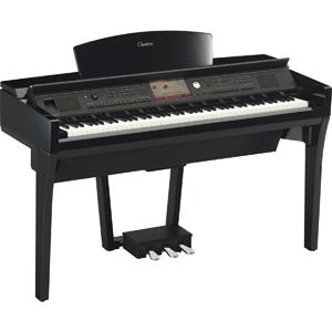 CVP709PE ヤマハ 電子ピアノ(黒鏡面艶出し)【高低自在椅子&ヘッドホン付き】 YAMAHA Clavinova(クラビノーバ) [CVP709PE]【返品種別A】