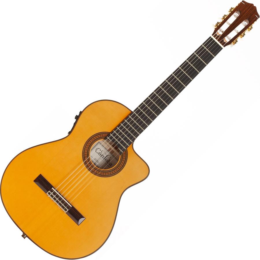 55FCE コルドバ エレガットギター CORDOBA ESPANA SERIES [55FCE]【返品種別B】