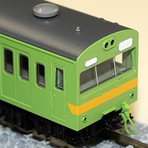 [鉄道模型]トミックス (Nゲージ) 98210 国鉄 103系通勤電車(新製冷房車・関西線)4両基本セット