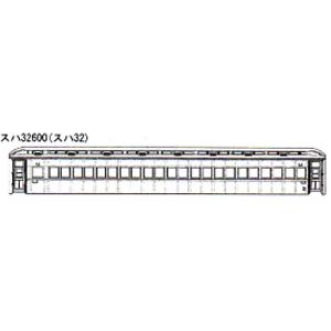 鉄道模型 激安超特価 MAXモデル HO WRP-002 未塗装組立キット 安心の実績 高価 買取 強化中 プラ製板状ベースキット スハ32600 スハ32形