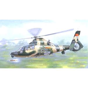 1/35 中国軍 Z-9WA 戦闘ヘリコプター【05109】 トランペッター