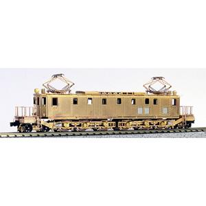 [鉄道模型]ワールド工芸 (N) 国鉄 EF52 電気機関車 (横エアフィルター仕様) 組立キット リニューアル品