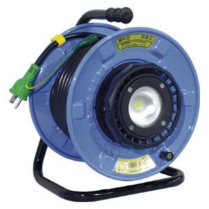 SDWE2210W 日動工業 防雨・防塵型LEDライトリール