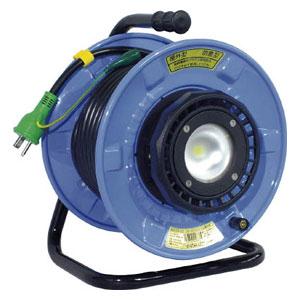 SDWEK2210W 日動工業 防雨・防塵型LEDライトリール