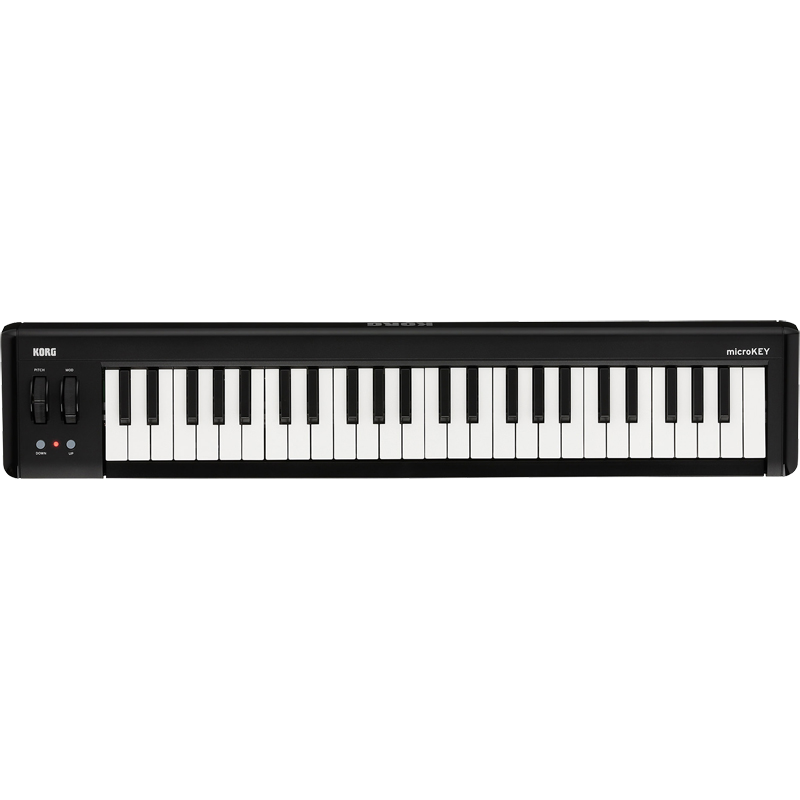 MICROKEY2-49 コルグ 49鍵USB MIDIキーボード・コントローラー KORG