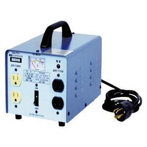 TB300D 日動工業 変圧器 降圧専用トラパック 3KVA