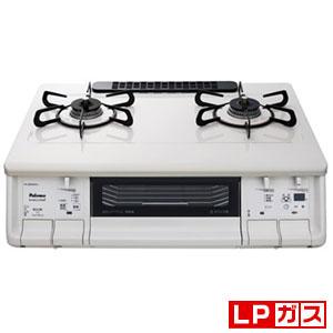 IC-365WHA-L-LP パロマ ガステーブル【プロパンガスLP用】 Paloma every chef 左ハイカロリーバーナー