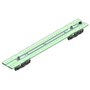 [鉄道模型]ネコ・パブリッシング 【再生産】(HO) 名鉄7000系中間車セット用 T車ユニットセット(2両分)