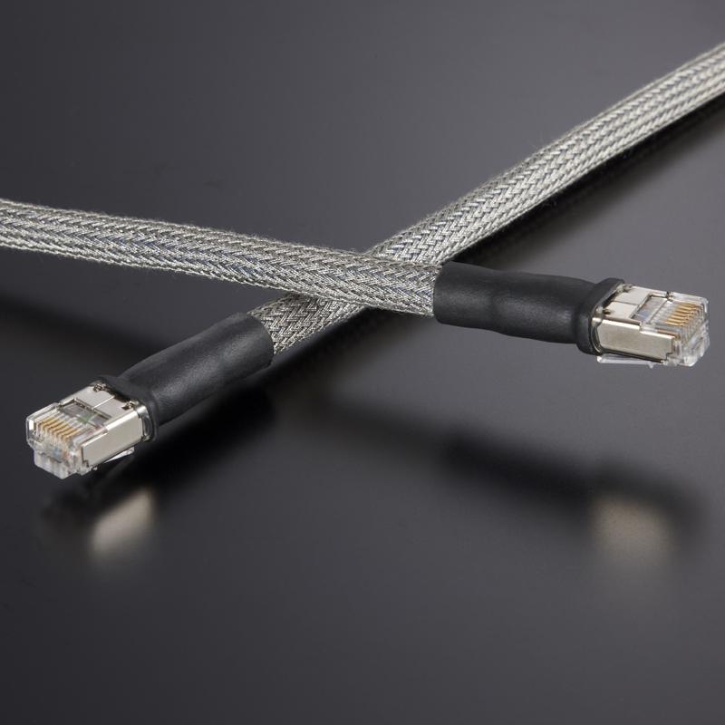 SIN-LAN-HR-S1.2 AET オーディオグレードLANケーブル(1.2m・1本)
