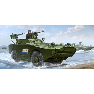 【再生産】1/35 ソビエト軍 BRDM-1 軽装甲偵察車【05596】 トランペッター