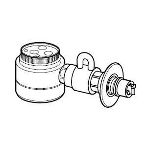 CB-SEF8 パナソニック 食器洗い乾燥機用分岐栓 Panasonic