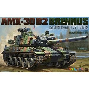 1/35 AMX-30B2 ブレンヌス【TML4604】 タイガーモデル